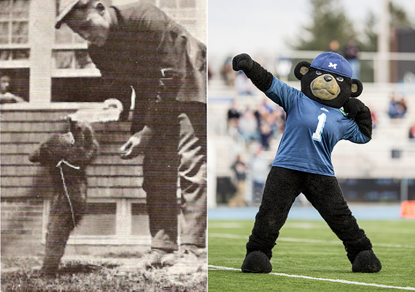 A History of Live UMaine Mascots