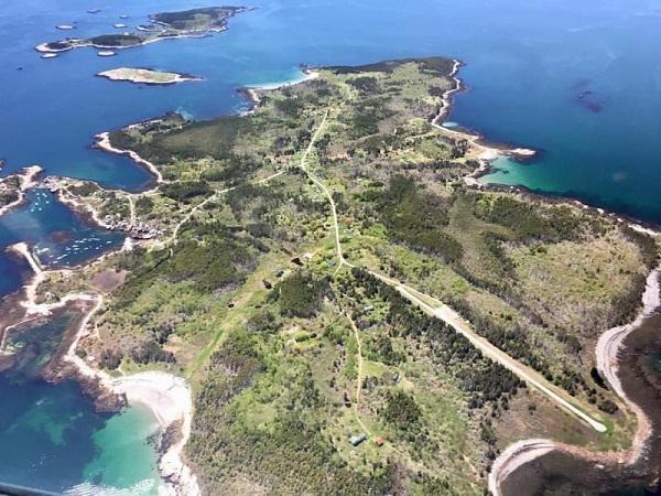 Dangerous Waters Near Matinicus Island