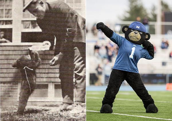 A History of Live UMaine Mascots