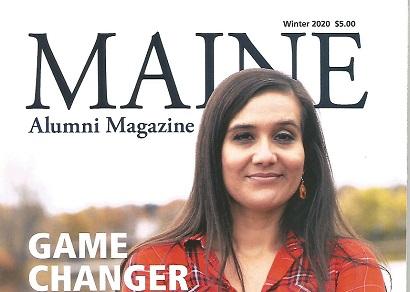 Alumni Magazine Winter 2020