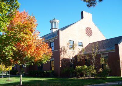 Buchanan in Autumn