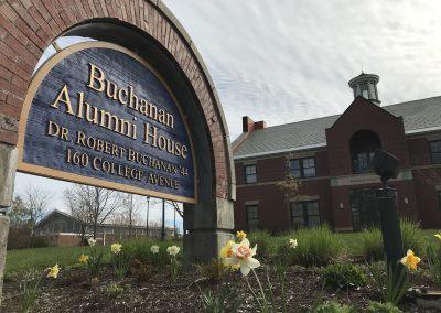 Buchanan in Spring
